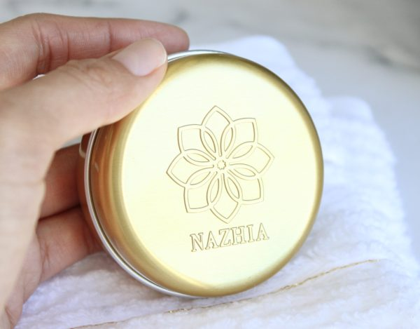 Nazhia Travel Tin 4